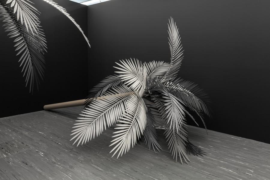 Sarah Ortmeyer, KOKO, exhibition view, 21er Haus Belvedere, Vienna