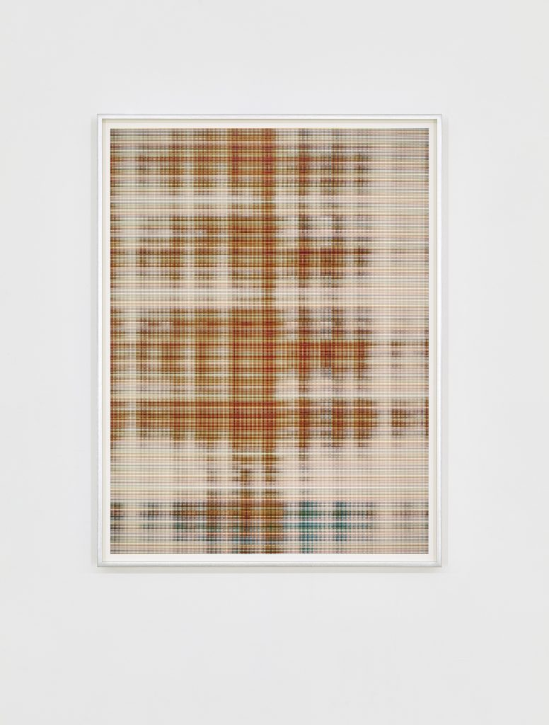 Matan Mittwoch, Step-13 [XI], 2016, Inkjet-print on Baryte paper, framed, 67.2x51.2cm, Edition of 3 + 1 AP