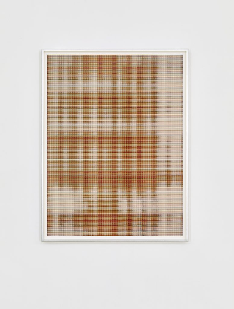 Matan Mittwoch, Step-13 [XII], 2016, Inkjet-print on Baryte paper, framed, 67.2x51.2cm, Edition of 3 + 1 AP