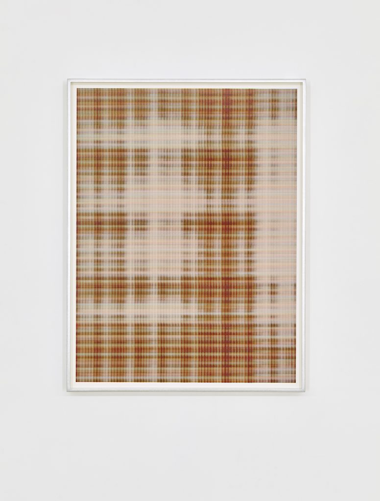 Matan Mittwoch, Step-13 [XIII], 2016, Inkjet-print on Baryte paper, framed, 67.2x51.2cm, Edition of 3 + 1 AP