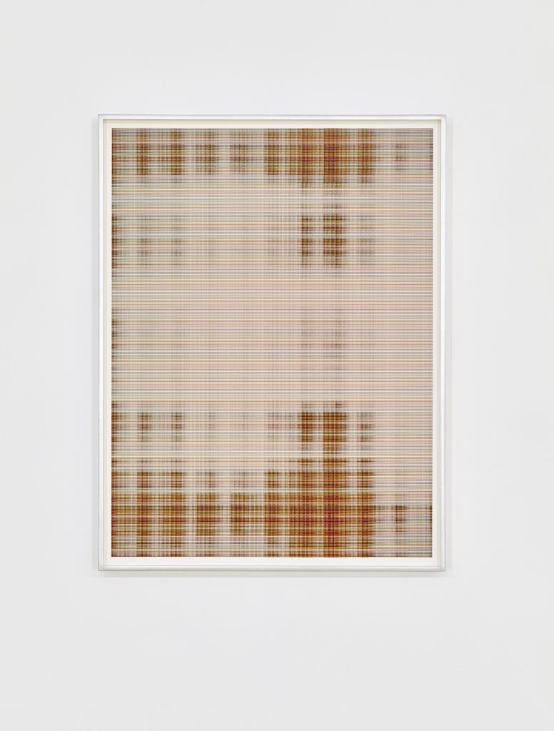 Matan Mittwoch, Step-13 [XIV], 2016, Inkjet-print on Baryte paper, framed, 67.2x51.2cm, Edition of 3 + 1 AP