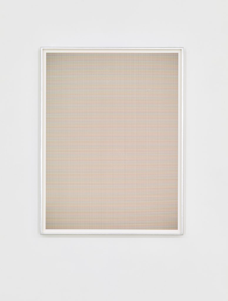 Matan Mittwoch, Step-13 [XV], 2016, Inkjet-print on Baryte paper, framed, 67.2x51.2cm, Edition of 3 + 1 AP
