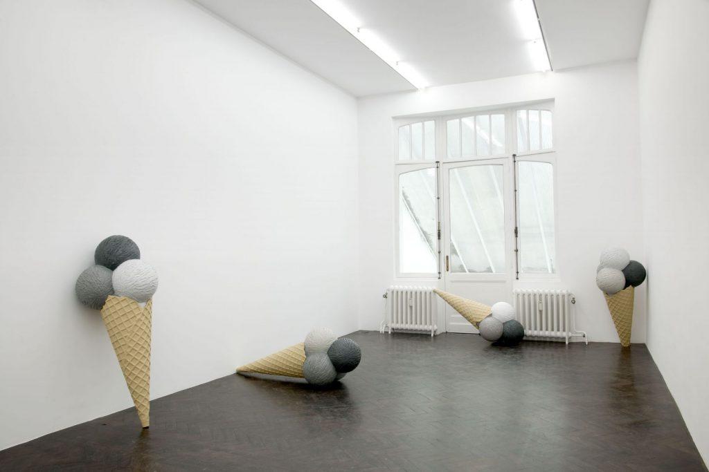 SAD EIS Series, Meessen de Clerq, Brussels, 2013