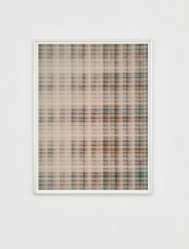 Matan Mittwoch, Step-13 [VI], 2016, Inkjet-print on Baryte paper, framed, 67.2x51.2cm, Edition of 3 + 1 AP