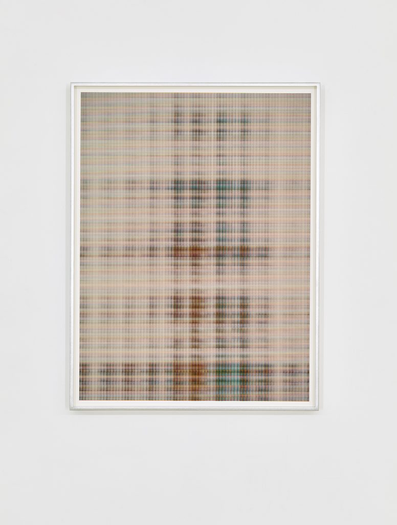 Matan Mittwoch, Step-13 [VII], 2016, Inkjet-print on Baryte paper, framed, 67.2x51.2cm, Edition of 3 + 1 AP