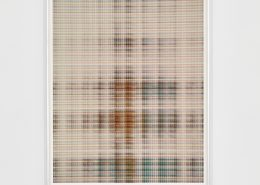 Matan Mittwoch, Step-13 [VIII], 2016, Inkjet-print on Baryte paper, framed, 67.2x51.2cm, Edition of 3 + 1 AP