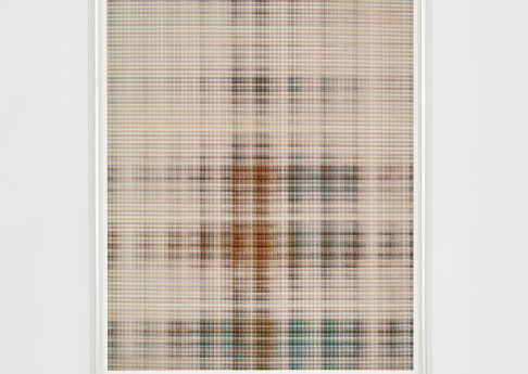 Matan Mittwoch, Step-13 [VIII], 2016, Inkjet-print on Baryte paper, framed, 67.2x51.2cm, Edition of 3 + 1 AP