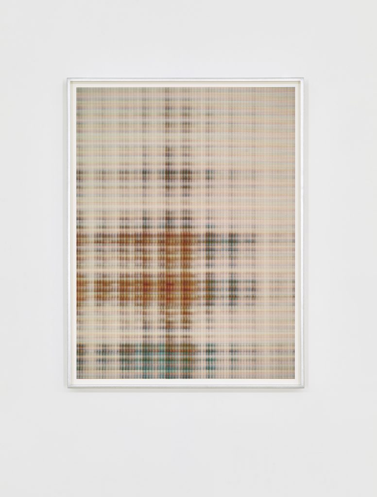 Matan Mittwoch, Step-13 [IX], 2016, Inkjet-print on Baryte paper, framed, 67.2x51.2cm, Edition of 3 + 1 AP