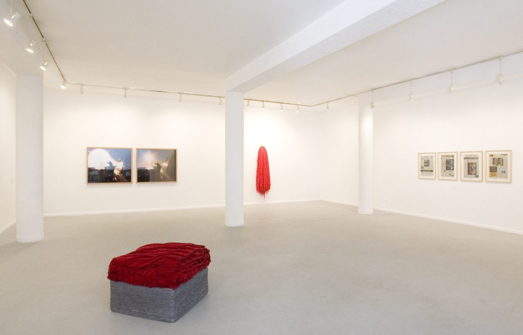 Group show, 2007, exhibition view