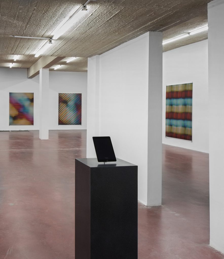 New Horizons, 2016, Exhibition view