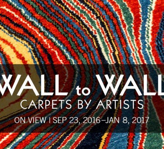 Jonathan Monk, moca-cleveland-wall-carpets
