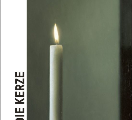 Ariel Schlesinger in The Candle, Museum Frieder Burda