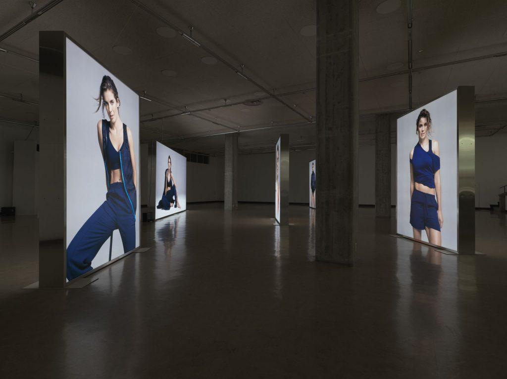 Simon Fujiwara, Joanne, 2016, Mixed Media Installation (HD Video 13:34)  Installation view: The Photographers Gallery