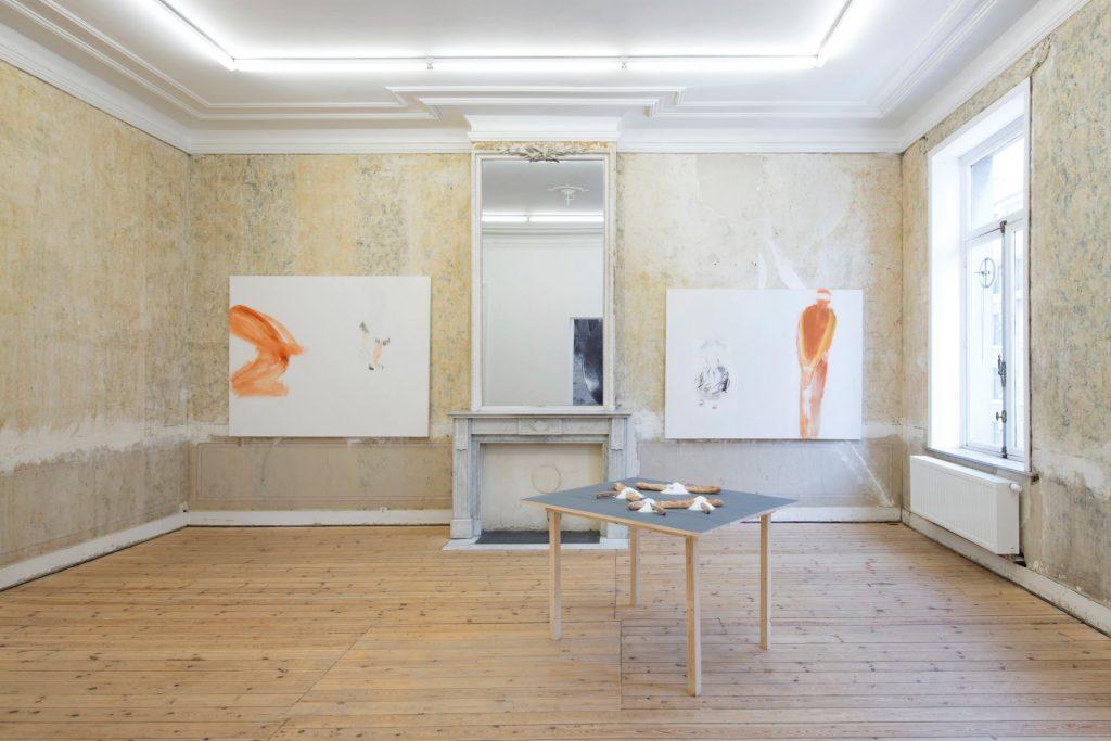 Dans un monde Magnifique et Furieux, exhibition view, Dvir Gallery, Brussels