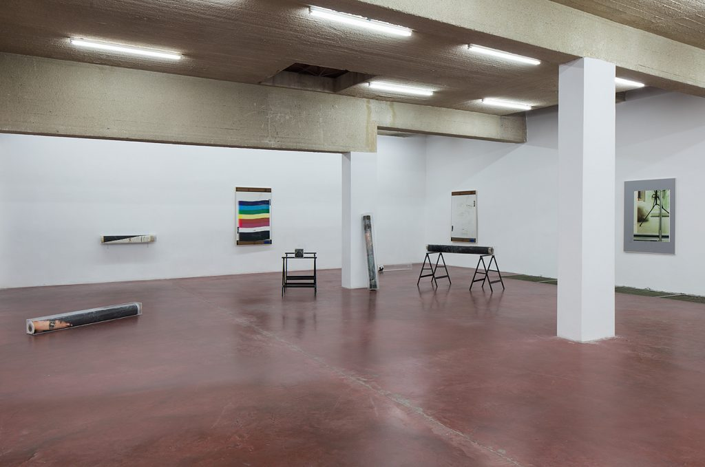 David Maljkovic, 2017, exhibition view