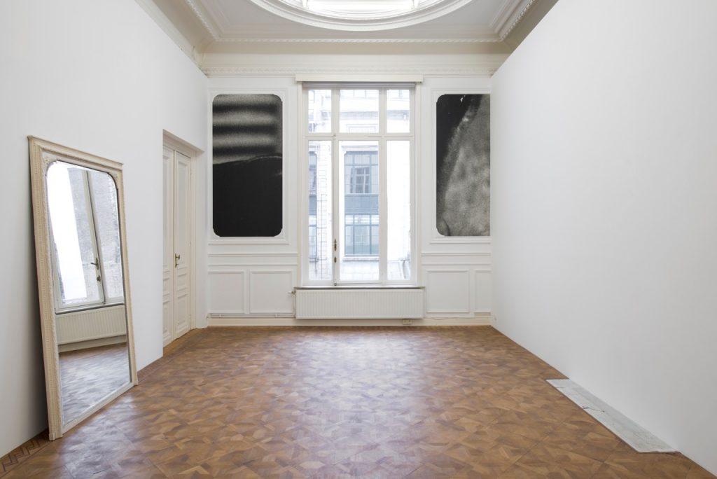Jonathan Monk, Il cane di Pistoletto, 2017, exhibition view