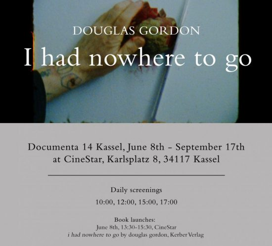 Documenta 14 Kassel - I had nowhere to go