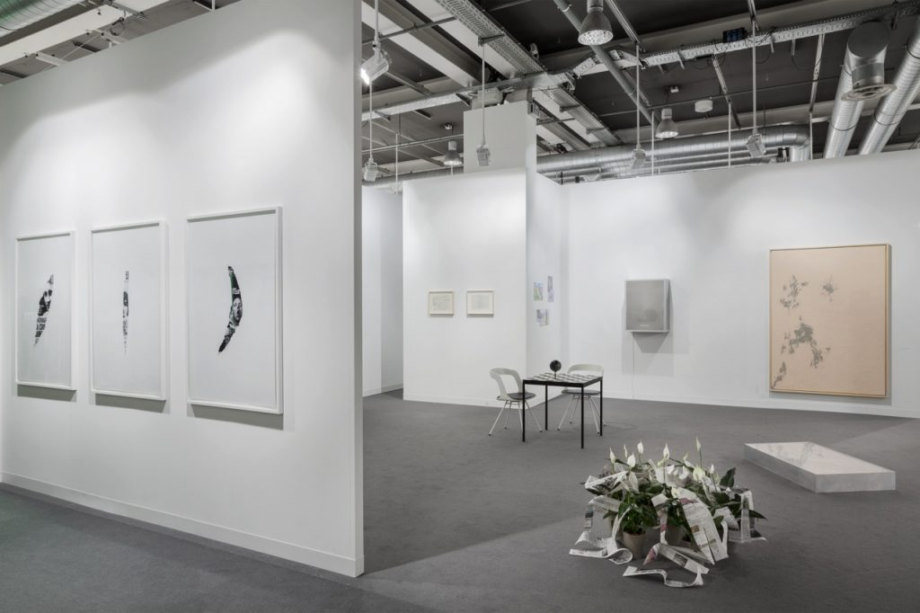 Art Basel 2017, Booth view