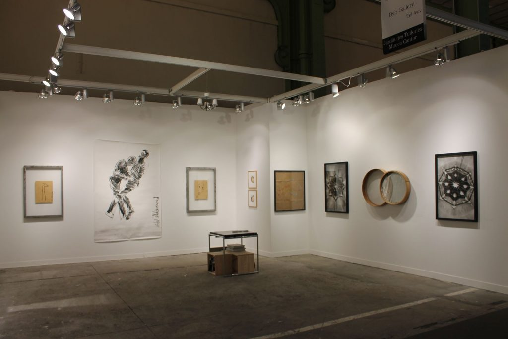 Fiac 2012, Booth view