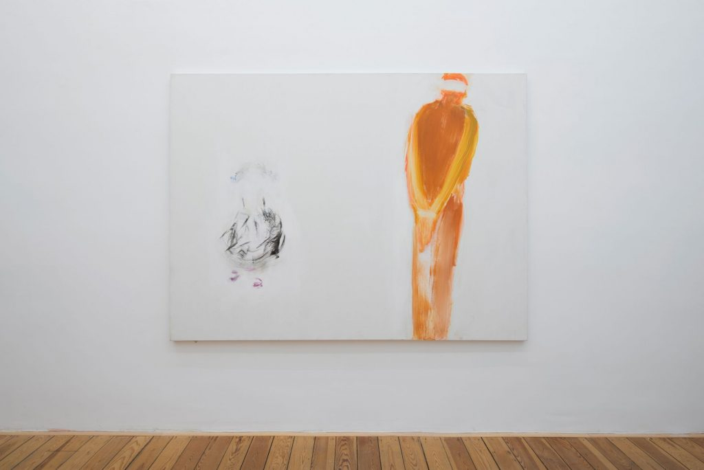 Yudith Levin, Hawara Checkpoint 5, 2007, acrylic on canvas, 150x200cm, Unique