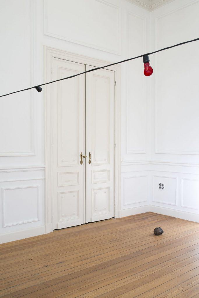 Ariel Schlesinger, 2017, exhibition view