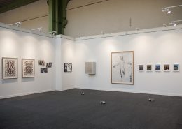 Fiac 2017, Booth view