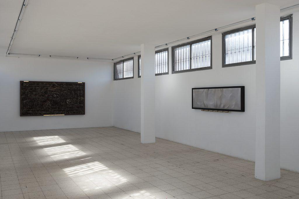 Adi Fluman, The Perfect Lamina, 2017, exhibition view