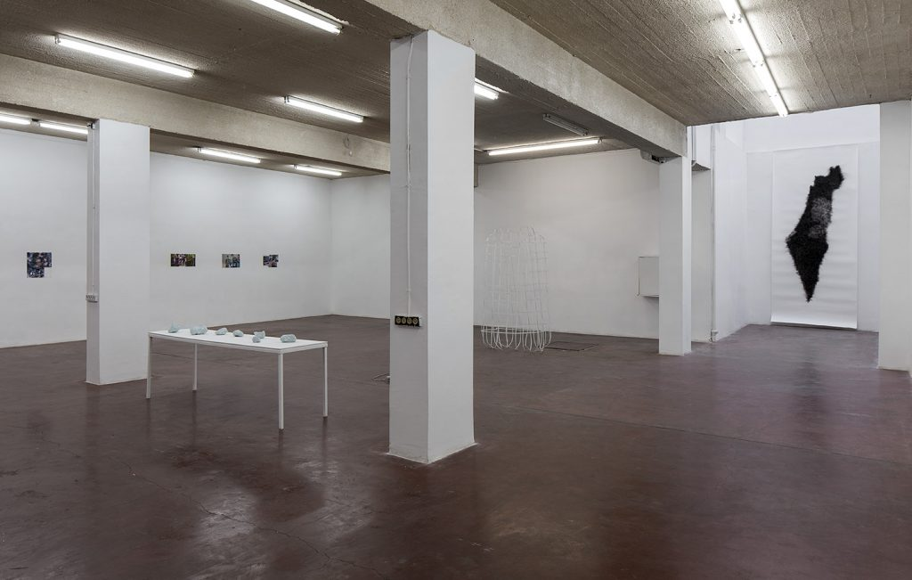 The Noise of Time, 2017, Exhibition view