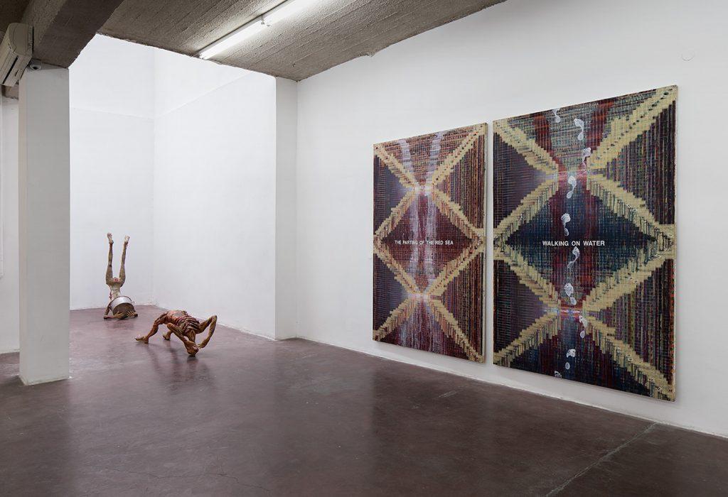 Je me souviens, 2018, exhibition view