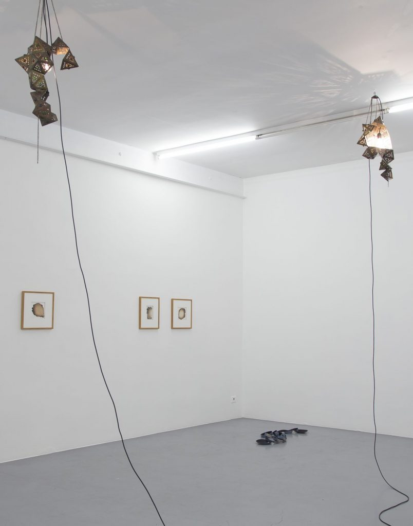 Antwerp Gallery Weekend, 2018, booth view