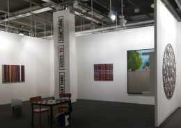 Art Basel, 2018, Booth view (6)