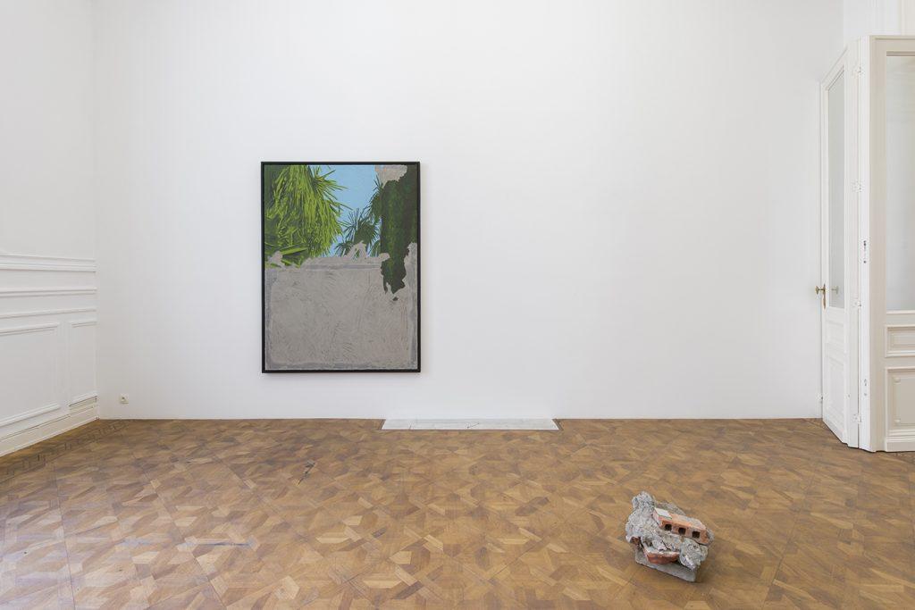 Contre Tout Espoir, 2018, installation view