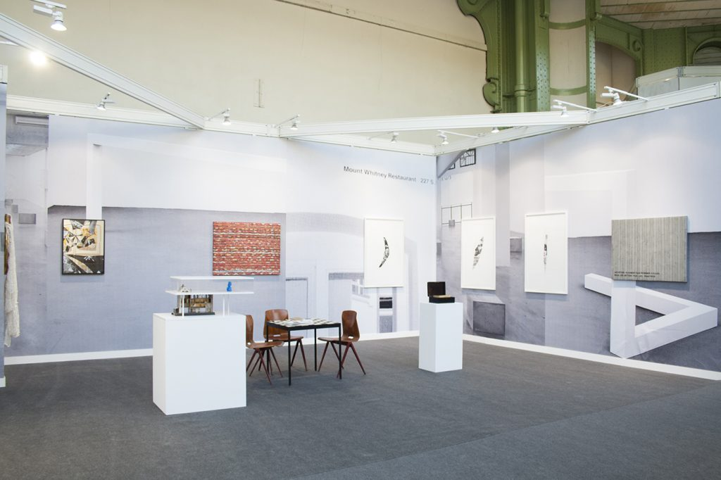 FIAC, 2018, Booth view