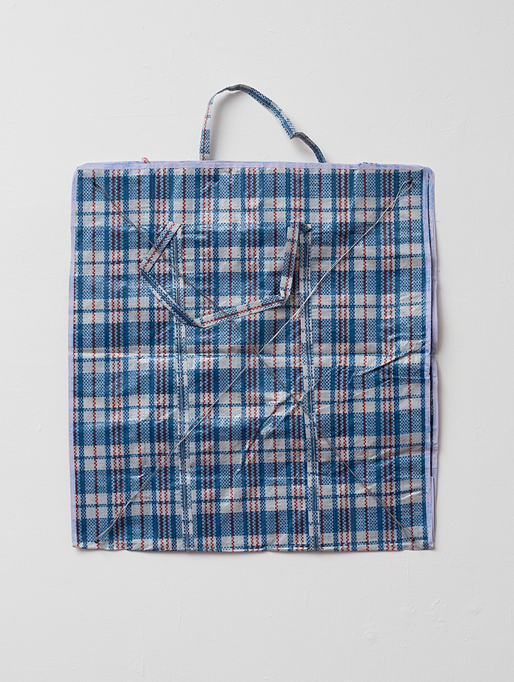 Etti Abergel, Preda (Tati Bag), 2018, 63 x 60 cm, unique