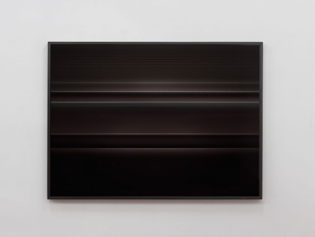 Matan Mittwoch, Wave III, 2013-14, archive pigment print, 142 x 196 cm, edition of 3