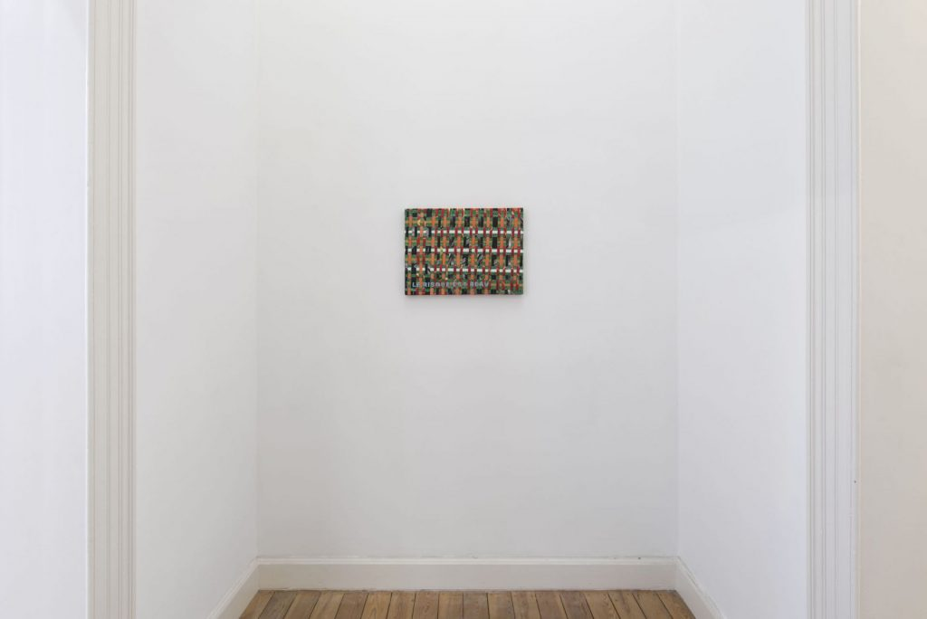 Un coeur simple, 2019, exhibition view, Dvir Gallery, Brussels