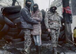 Kiev, 2014, inkjet print color film photo,  160 x 130 cm, edition of 3