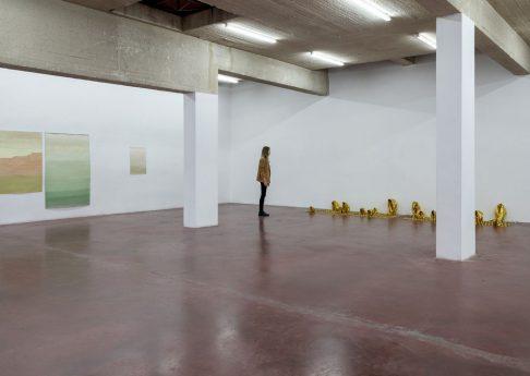 Dvir, Heart of Gold, 2020, exhibition view, Dvir Gallery, Tel Aviv, 01