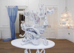 Dvir, Simon Fujiwara, A Conquest, 2020, installation view 12