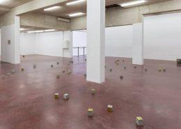 Nameless, 2013, Exhibition view