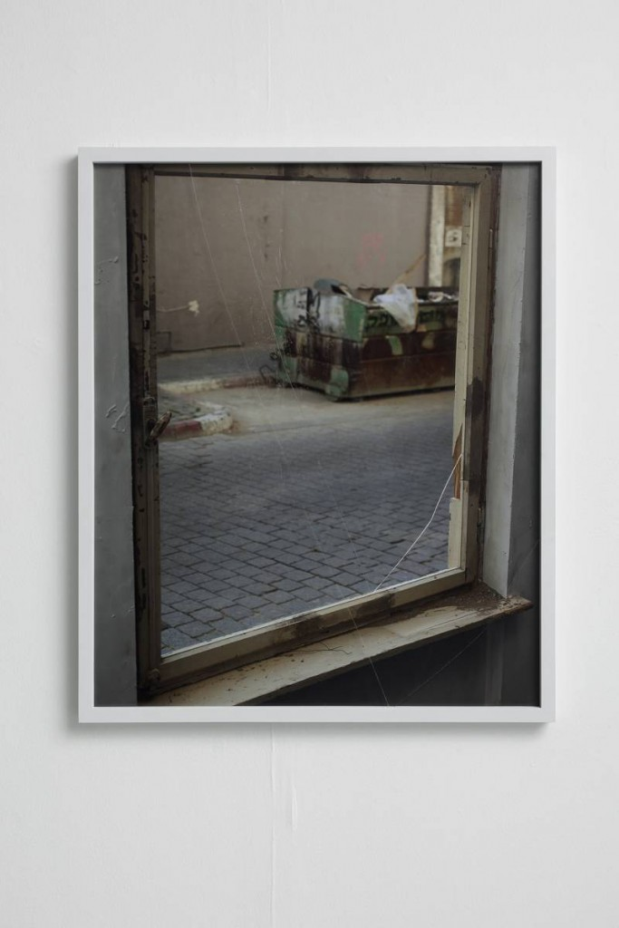 Ariel Schlesinger, The Kid 1, 2013, archival pigment print, glass, 116 x 96 cm, unique