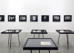 'Sabir, The Archive', 2011, exhibition view