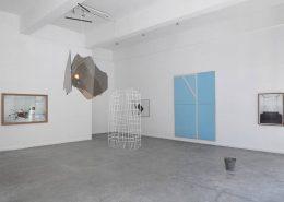 Isaac Babel: Makhno's Boys, 2013, Exhibition View, Nitzana