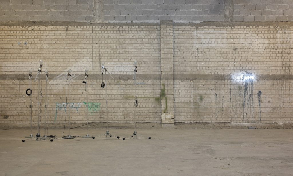 NU, 2011, exhibition view