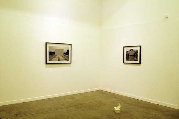 Red Pieta, 2010, Exhibition view