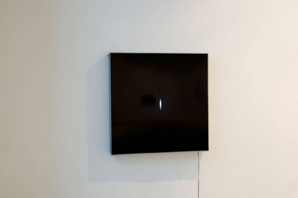 Gabriela Vanga, Lumina, 2008, Light box, 100 x 100 cm