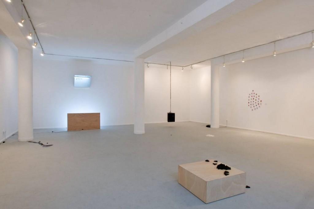 Lichtzwang, 2009, Exhibition View