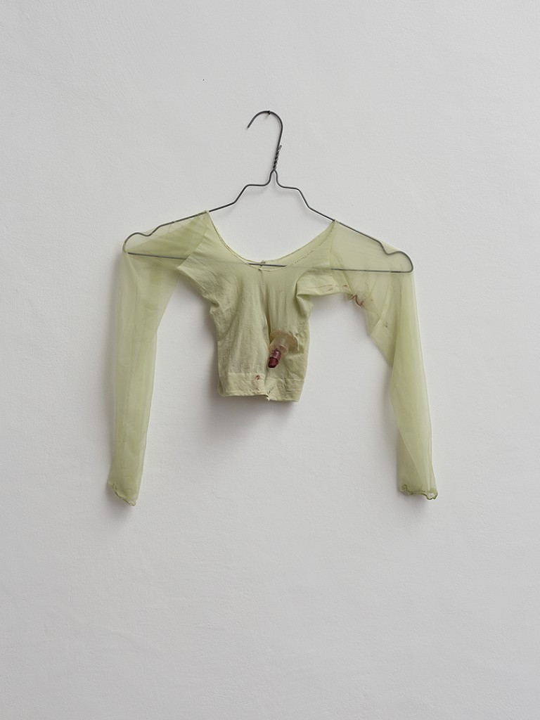 Nelly Agassi, Untitled, 1999, mixed media, unique