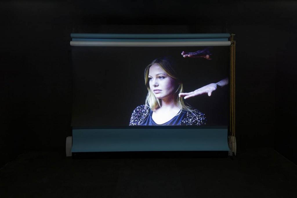Simon Fujiwara, Studio Pietà (King Kong Komplex), 2013, triptych c-prints, each print  79.6 x 114.7 cm, edition of 3