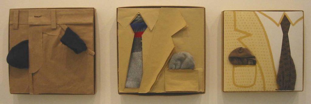 Solo show, 2005, exhibition view